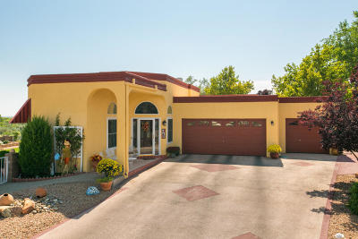 Rio Rancho Single Family Home For Sale: 6762 Chama River Court NE