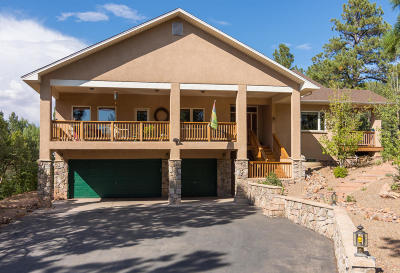 Tijeras, Cedar Crest, Sandia Park, Edgewood, Moriarty, Stanley Single Family Home For Sale: 52 Ranch Road