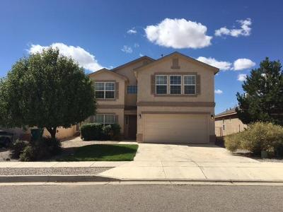 Rio Rancho Single Family Home For Sale: 444 Soothing Meadows Drive NE