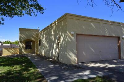 Rio Rancho Single Family Home For Sale: 1691 Tramview Court NE