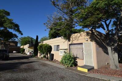 Albuquerque Multi Family Home For Sale: 2210 Central Avenue SW