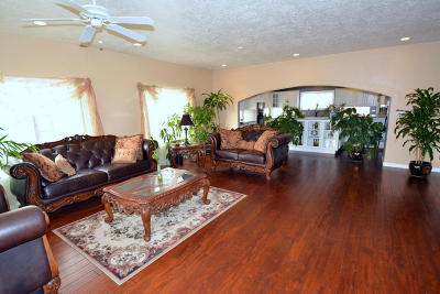 Albuquerque Single Family Home For Sale: 9801 Clearwater Street NW