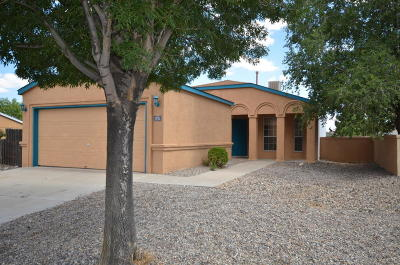 Rio Rancho NM Single Family Home For Sale: $115,000