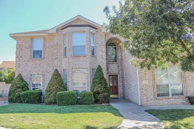 Albuquerque Single Family Home For Sale: 9420 Macallan Road NE