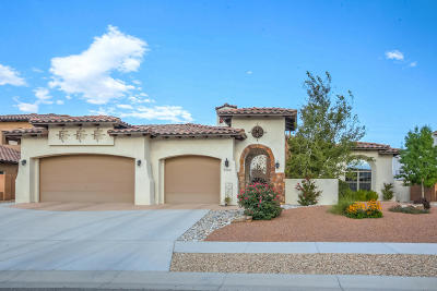 Albuquerque NM Single Family Home For Sale: $629,900