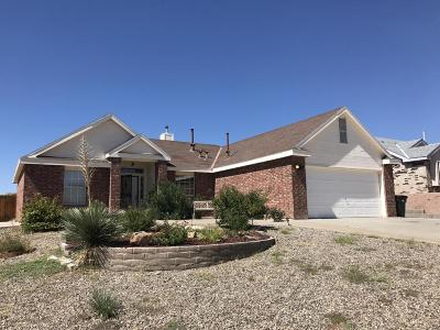 Valencia County Single Family Home For Sale: 9 Aspen Terrace