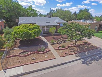Albuquerque Single Family Home For Sale: 611 Solano Drive SE