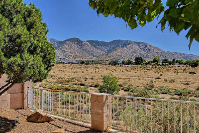 Albuquerque Single Family Home For Sale: 12220 Camino Arbustos NE