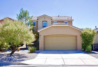 Rio Rancho Single Family Home For Sale: 616 Troon Drive SE