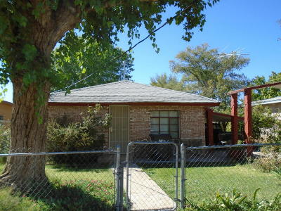 Valencia County Single Family Home For Sale: 821 1st Street