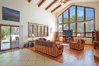 Albuquerque Single Family Home For Sale: 4401 Condesa Court NW