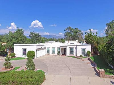 Albuquerque Single Family Home For Sale: 1420 Ridgecrest Place SE