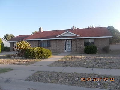 Valencia County Single Family Home For Sale: 1205 Perion Drive