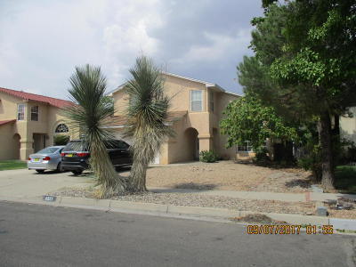 Albuquerque Single Family Home For Sale: 4517 Homestead Trail NW