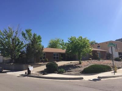 Albuquerque Single Family Home For Sale: 4100 Embudito Drive NE