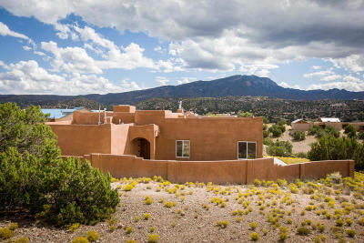Placitas Single Family Home For Sale: 147 Windmill Trail