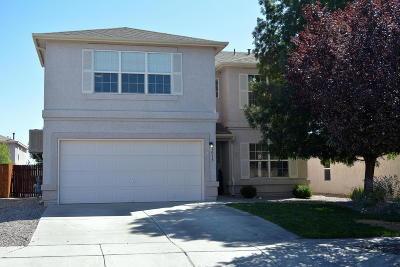 Rio Rancho Single Family Home For Sale: 3018 Pagosa Meadows Drive NE