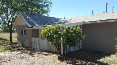 Albuquerque Single Family Home For Sale: 1404 Rinconado Lane SW