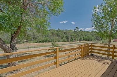 Tijeras, Cedar Crest, Sandia Park, Edgewood, Moriarty, Stanley Single Family Home For Sale: 2 Peak Road