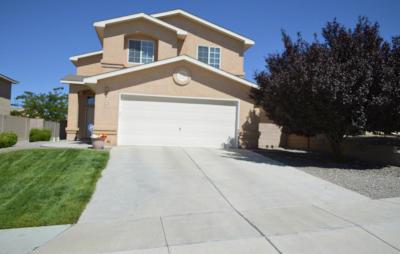 Rio Rancho Single Family Home For Sale: 3028 Zia Street NE