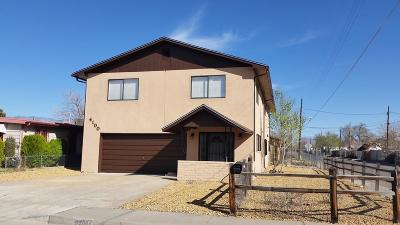 Albuquerque Single Family Home For Sale: 4100 11th Street NW