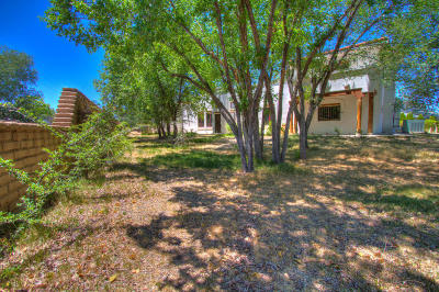 Albuquerque Single Family Home For Sale: 9819 Guadalupe Trail NW
