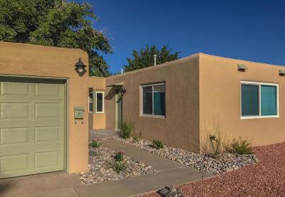 Albuquerque Single Family Home For Sale: 1909 Moon Street NE
