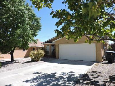 Albuquerque Single Family Home For Sale: 9216 Eiffel Avenue SW