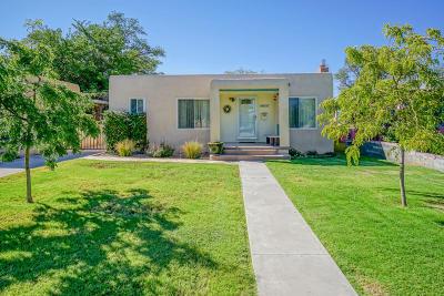 Albuquerque Single Family Home For Sale: 4612 Eastern Avenue SE