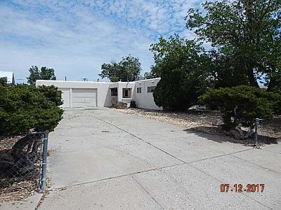 Albuquerque Single Family Home For Sale: 5725 Paradise Boulevard NW