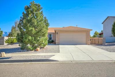Rio Rancho Single Family Home For Sale: 5054 White Owl Court NE