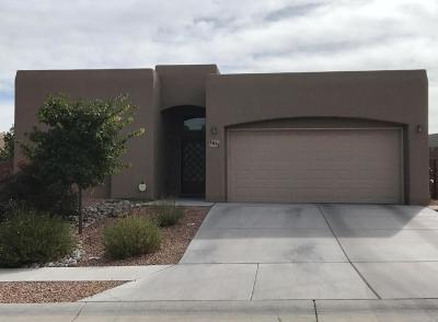 Albuquerque Single Family Home For Sale: 4612 Marbella Drive NW