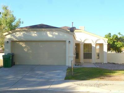 Rio Rancho Single Family Home For Sale: 2409 High Desert Circle NE