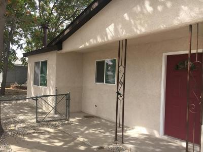 Albuquerque NM Single Family Home For Sale: $148,000
