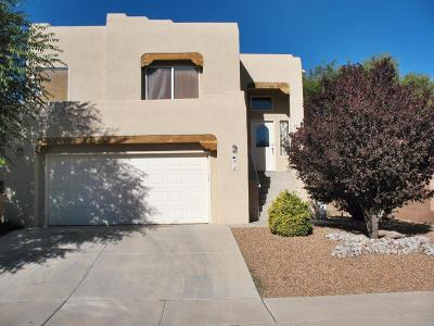 Bernalillo Single Family Home For Sale: 212 Calle Evangeline
