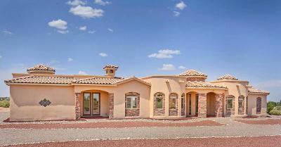 Corrales Single Family Home For Sale: 201 Desert Luna Road