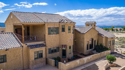 Albuquerque NM Single Family Home For Sale: $650,000