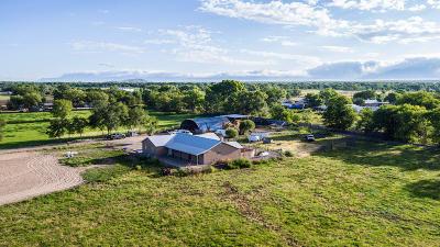 Valencia County Single Family Home For Sale: 40 Calle Del Bosque