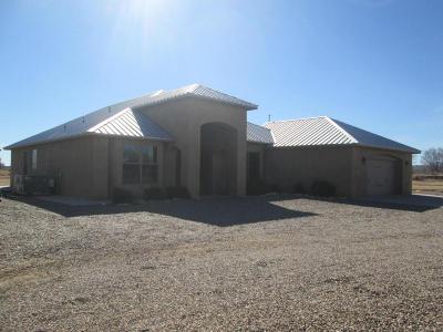 Valencia County Single Family Home For Sale: 4 Jarales Lane