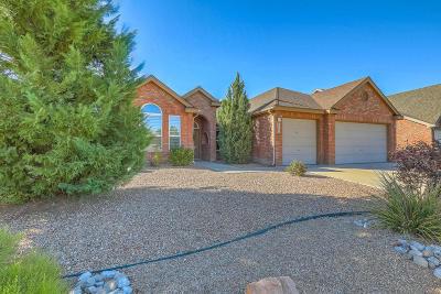Rio Rancho Single Family Home For Sale: 2757 Corte De La Villa SE