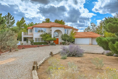 Single Family Home For Sale: 10504 Eagle Rock Avenue NE