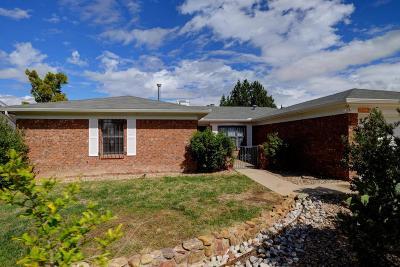 Single Family Home For Sale: 9823 Lorelei Lane NE