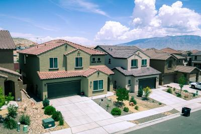 Rio Rancho NM Single Family Home For Sale: $299,875