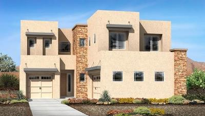 Rio Rancho Single Family Home For Sale: 5701 Pikes Peak Loop NE