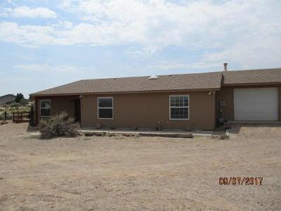 Albuquerque, Rio Rancho Single Family Home For Sale: 1350 Vargas Road SE