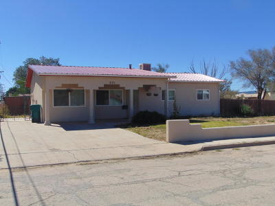 Single Family Home For Sale: 601 Flagstaff