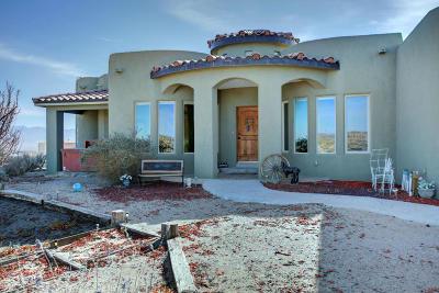 Rio Rancho Single Family Home For Sale: 1805 Lorry Lane NE