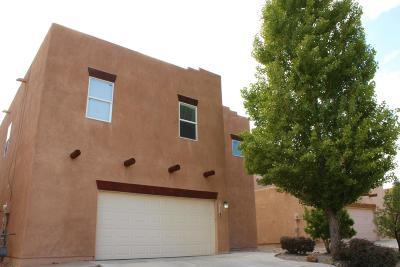 Albuquerque Single Family Home For Sale: 7324 Williamsburg Road NW