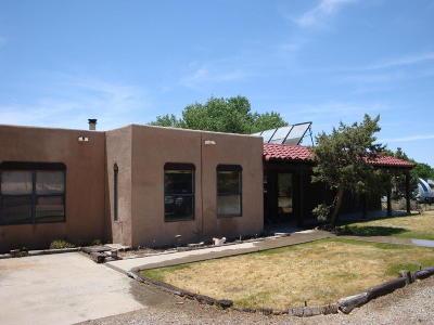 Single Family Home For Sale: 12500 Elena Drive NE