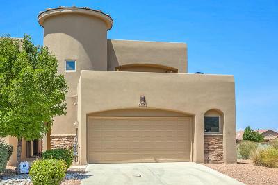 Single Family Home For Sale: 5231 Ancala Trail NE